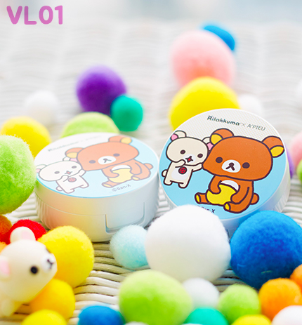 A'PIEU Rilakkuma Range – Going Overboard with Cute