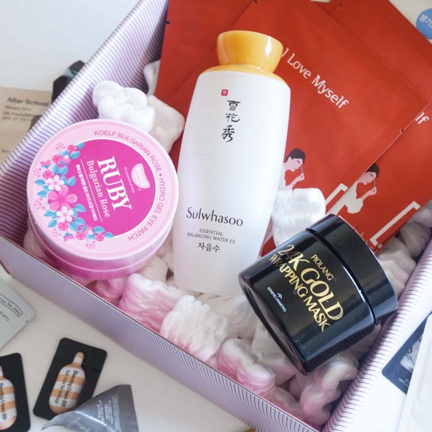 Unboxing Althea – a Kbeauty shopping experience