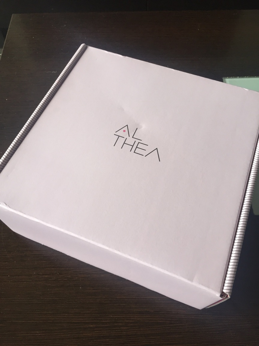 Althea Korea Unboxing