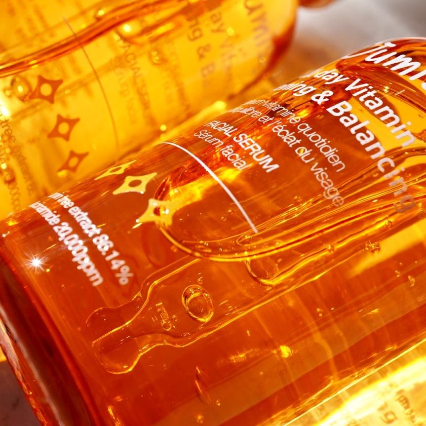 Jumiso All Day Vitamin Brightening and Balancing Serum: areview